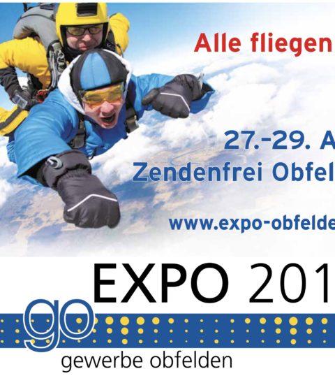Das Turnfest an der Gewerbe-Expo in Obfelden