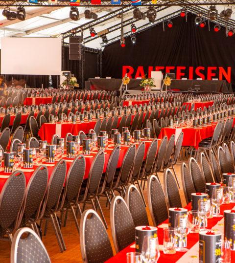 24. Mai: Raiffeisen-GV am Freitagabend