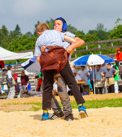 26. Mai: Nachwuchsschwingfest