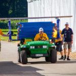 1. Juni: Die Helfer im Einsatz