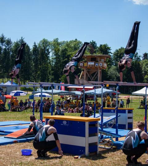 Regionalturnfest Obfelden – ein begeisterndes Fest ist zu Ende